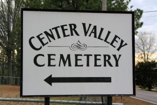 Center Valley Cemetery or Center Valley United Methodist Cemeter