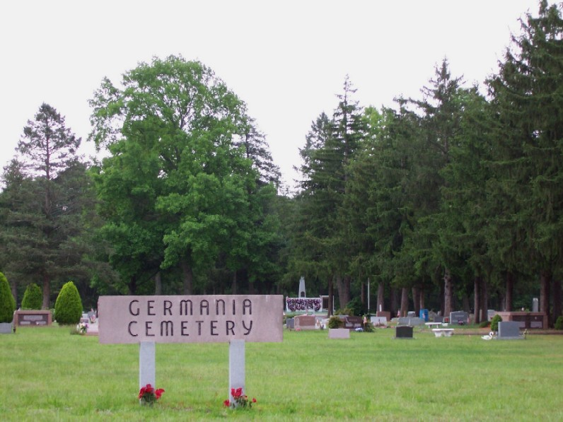 Germania Cemetery